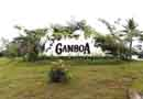 Gamboa Resort<BR>sign